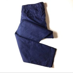 Everlane men's chino pants navy   Size 33